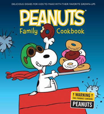 Peanuts Family Cookbook