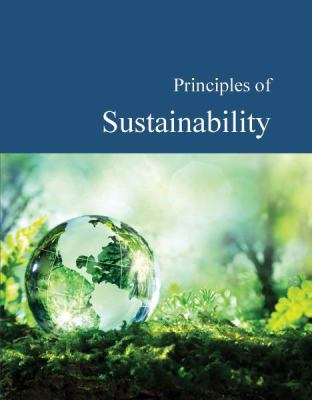 Principles of Sustainability Cover image