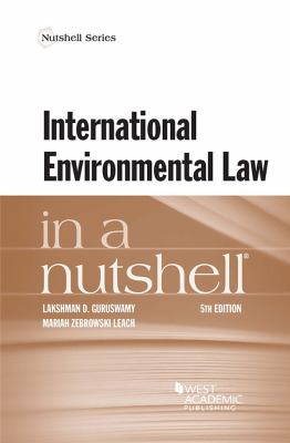 Link to International Environmental Law in a Nutshell