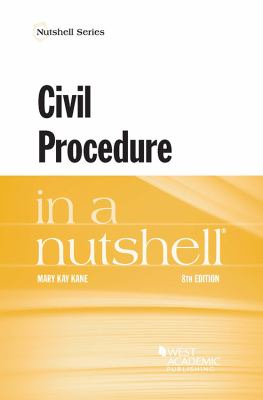 Link to Civil Procedure in a Nutshell