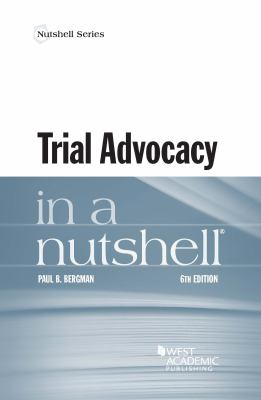 Link to Trial Advocacy in a Nutshell