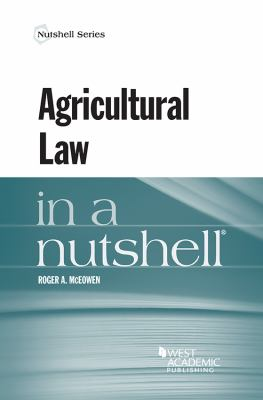 Link to Agricultural Law in a Nutshell