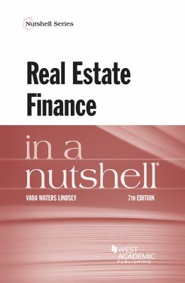 Link to Real Estate Finance in a Nutshell