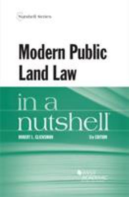Link to Modern Public Land Law in a Nutshell