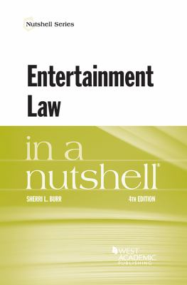 Link to Entertainment Law in a Nutshell