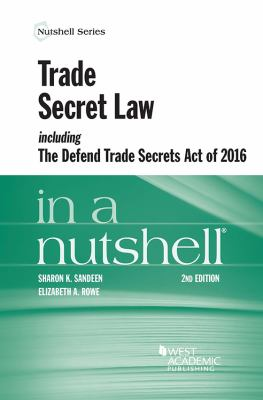 Link to Trade Secret Law in a Nutshell
