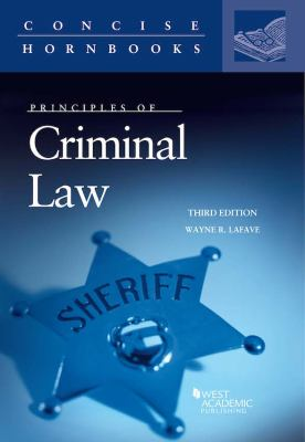 Link to Principles of Criminal Law (Concise Hornbook)