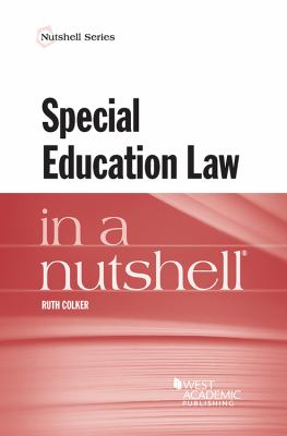 Link to Special Education Law in a Nutshell