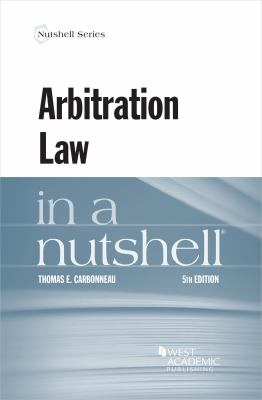 Link to Arbitration Law in a Nutshell