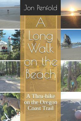 A long walk on the beach : by Penfold, Jon,