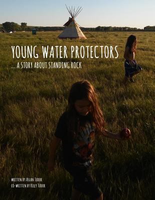 Young Water Protectors Cover Art