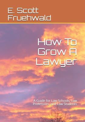 How to grow a lawyer book cover