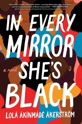 In every mirror she