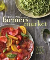 Book cover for Cooking from the Farmers' Market
