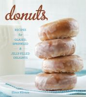 Book cover for Donuts by Elinor Klivans