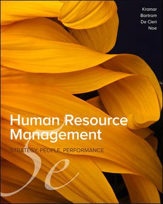 Human resource management in Australia : strategy, people, performance (2014) - Book