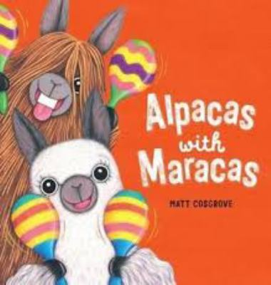 Alpacas with maracas (2018) - Book