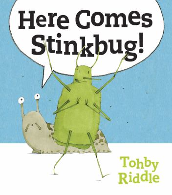 Here comes stinkbug! (2019) - Book