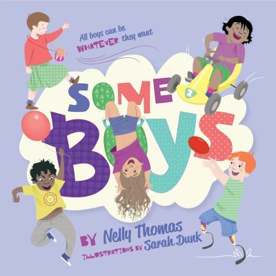 Some boys (2018) - Book