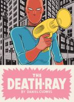 Cover of the graphic novel Death Ray