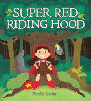 Book cover for Super Read Riding Hood