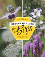 Victory Gardens for Bees book cover