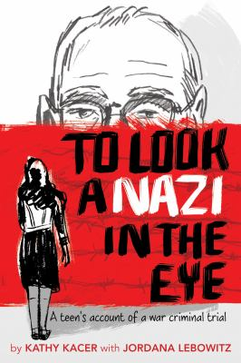 Cover Art for To Look a Nazi in the Eye