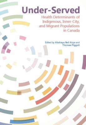 Under-served : health determinants of Indigenous, inner-city, and migrant populations in Canada