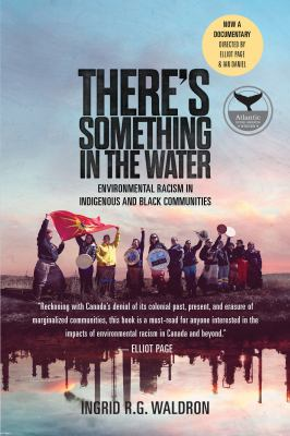Cover Art for There's Something in the Water by Indrid R.G. Waldron