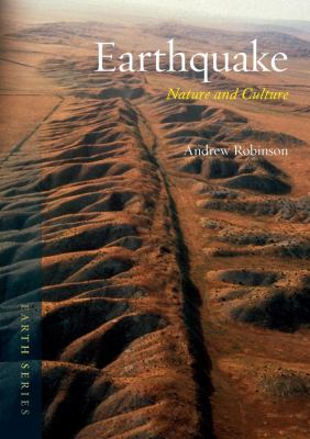 book cover:  Earthquake