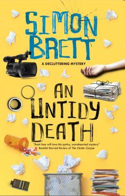 An Untidy Death / by Brett, Simon.