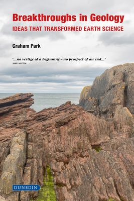 book cover: Breakthroughs in Geology