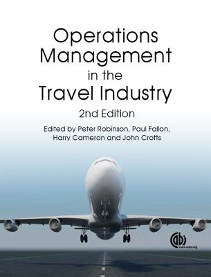 Operations Management in the Travel Industry Cover