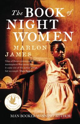 Cover of The Book of the Night Women by Marlon James