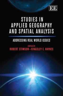 book cover: Studies in Applied Geography and Spatial Analysis