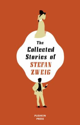 Zweig Collected Stories cover art