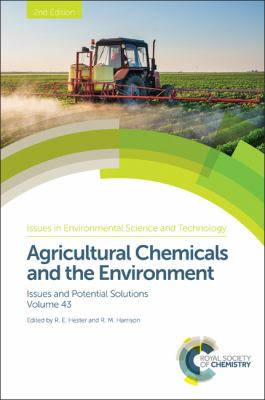 book cover for Agricultural Chemicals and the Environment