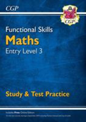 Functional skills maths entry level 3