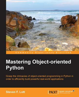 book cove: Mastering Object-Oriented Python
