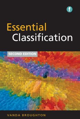 Book cover of Essential Classification - click to open in a new window