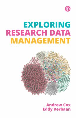 Cover of book Exploring Research Data Management. Link to catalogue entry for this book