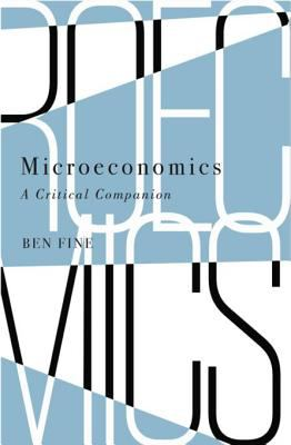 Microeconomics : A Critical Companion - Opens in a new window