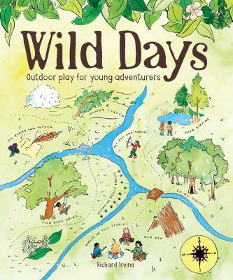Wild days : by Irvine, Richard