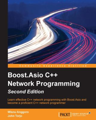 book cover: Boost. Asio C++ Network Programming