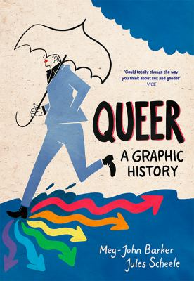 Queer: a Graphic History Cover Art