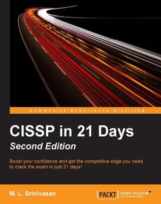 book cover: CISSP in 21 days