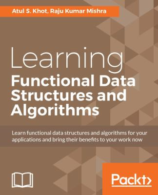book cover: Learning Functional Data Structures and Algorithms
