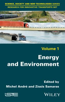 Book Cover : Energy and Environment