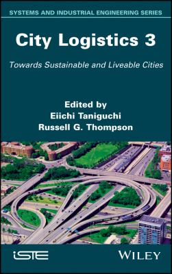 book cover: City Logistics 3