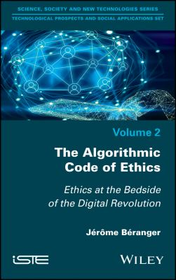 book cover: The Algorithmic Code of Ethics